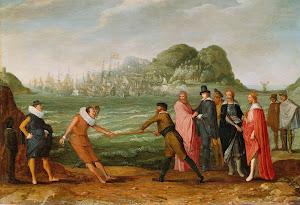RIJKS: Adam Willaerts: painting 1630