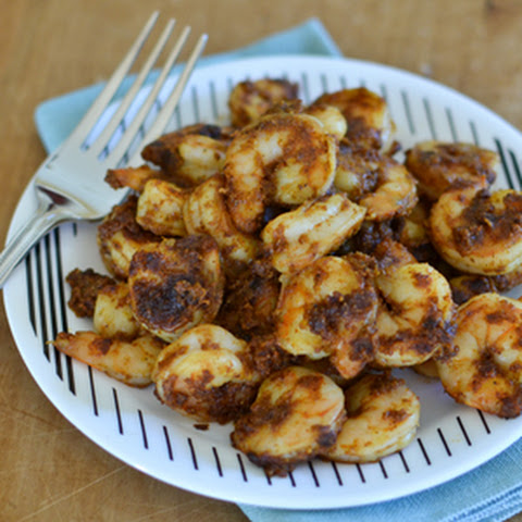 Sweet & Spicy Moroccan Shrimp
