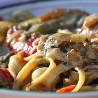 Chicken Jalapeno Fettuccine Recipes