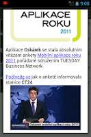 Screenshot of Oskarek SMS free