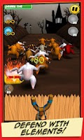 Screenshot of Attack of the Roasted Chickens