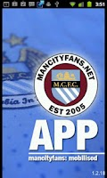 Screenshot of A Manchester City Forum