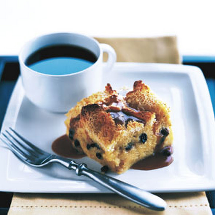 Bluewater Bread Pudding with Caramel Sauce