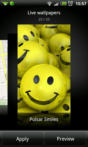 Pulsar Smiles