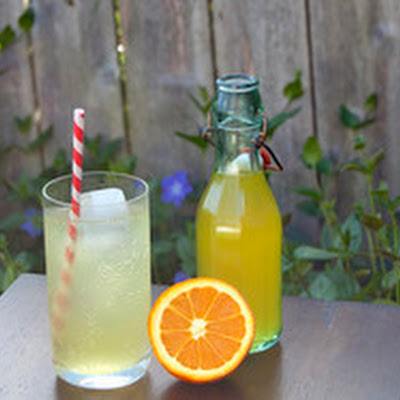 DIY Orange Soda