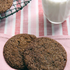 Molasses-Ginger Crisps