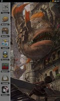 Screenshot of Buuf Shell [TSF Theme]