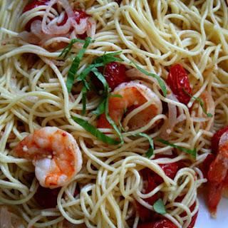 Roasted Tomato Shrimp Pasta Recipes