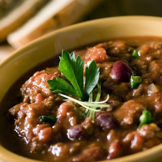 """Liar's Dice"" Zinfandel Chili - A Truthful"