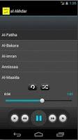 Screenshot of Holy Quran - ibrahim alalkhdar