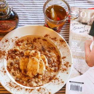 Cinnamon Raisin Porridge Recipes