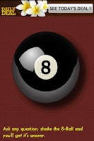 Screenshot of Classic 8-Ball Lite