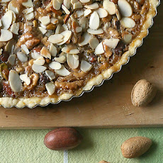 Honeyed Nut Tart