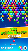 Screenshot of Bubble Shooter Top Arcade Game
