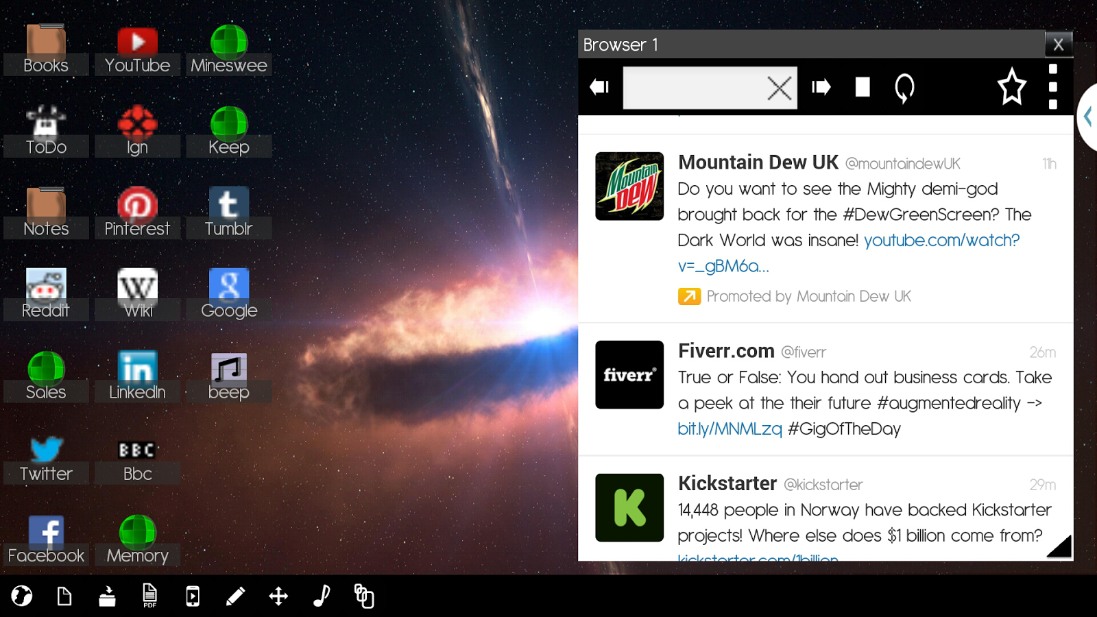 Multiscreen Multitasking THD Screenshot 14