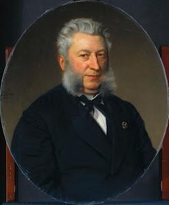RIJKS: Johan Heinrich Neuman: painting 1875
