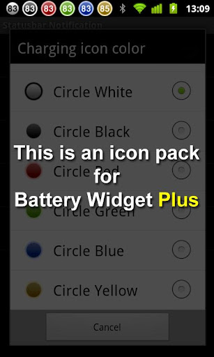 玩工具App|Battery Widget Icon Pack 1免費|APP試玩