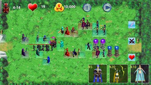 Mythical Kingdom Defense-Free