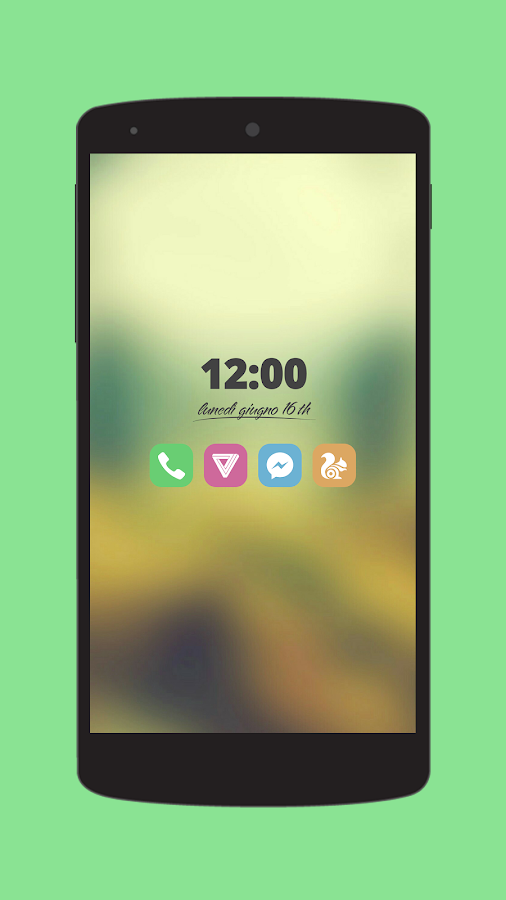 Veronica - Icon Pack Screenshot 3