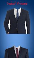 Screenshot of Man Suit Photo Editor