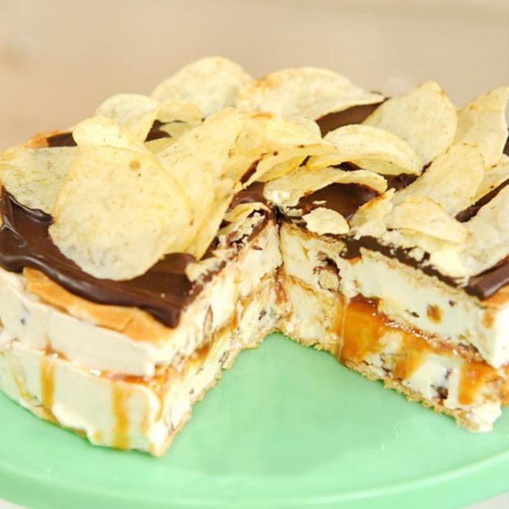 Jimmy Fallon's Late Night Snack Ice Cream Cake Recipe | Yummly
