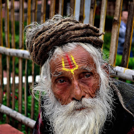 by Maharshi Singh - People Portraits of Men (  )