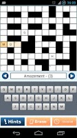 Screenshot of Crosswords