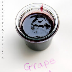 Black Grape Jam, Ethereal with Body and Style like No other... Jam that is.