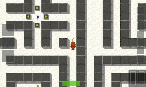 マウスの迷路