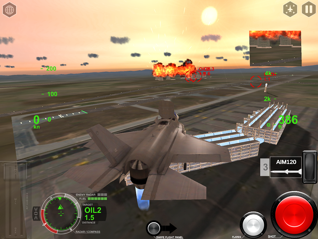AirFighters Pro Screenshot 13