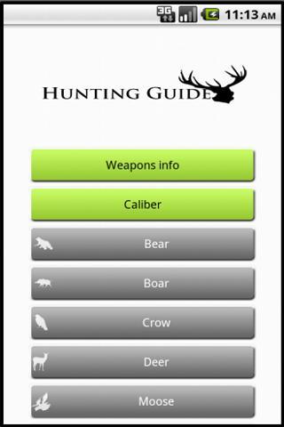 Hunting Guide Premium