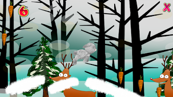 Screenshot of Super Rabbit Run