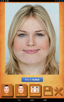 Screenshot of Fatten Face - Fat Face