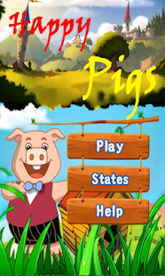Happy Pigs - screenshot