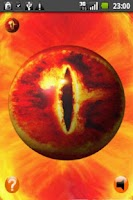 Screenshot of 3D Eye of Sauron - LOTR