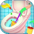 Game Bathroom Clean Up & Makeover apk for kindle fire