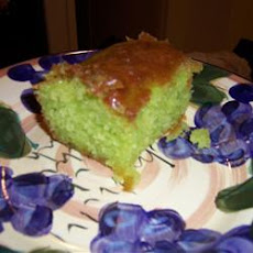 Tropical Lime Cake