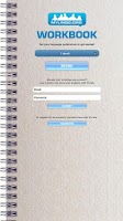 Screenshot of MyLingo WorkBook for English