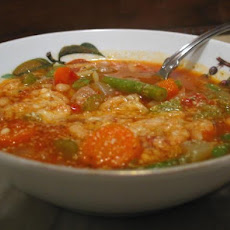 Marvelous Minestrone Soup