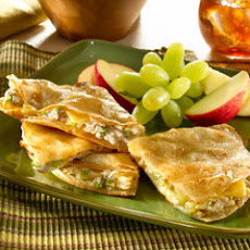 Tuna Quesadillas Americana