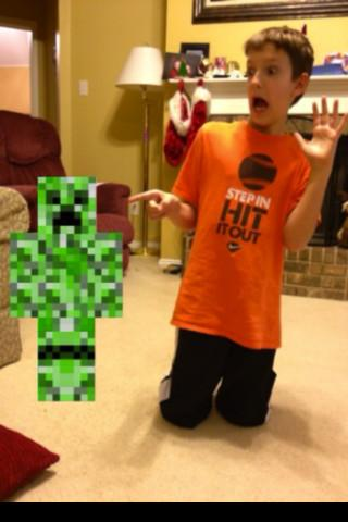 L For Lee Minecraft In Real Life The gallery for -->...