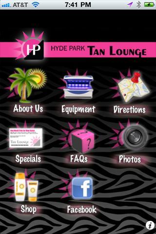 Hyde Park Tan Lounge