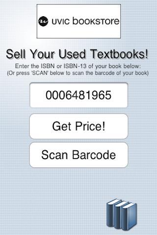 Sell Books Univ. of Victoria