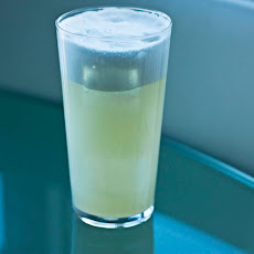 Meyer Lemon Gin Fizz