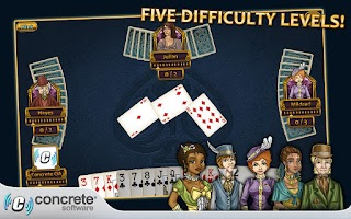 Screenshot of Aces Spades