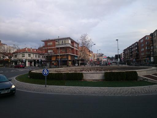 Rotonda Calle Real