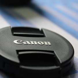 Canon Cap................. by Ankit Toppo - Abstract Macro