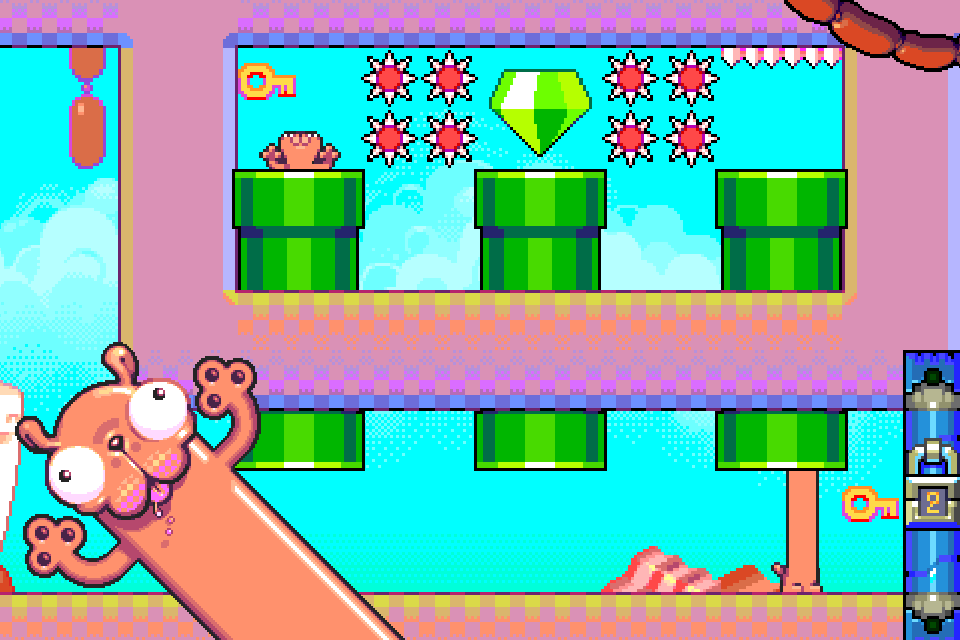 Silly Sausage in Meat Land Screenshot 5