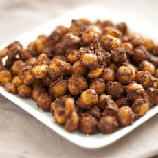 Indian Spiced Chickpeas