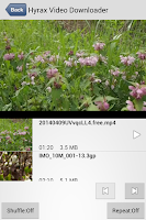 Screenshot of MP4Play:Hyrax Video Downloader
